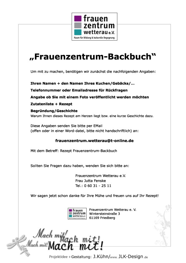 Kampagne Frauenzentrum